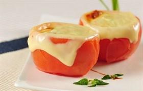 奶酪烤番茄