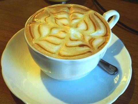 咖啡拉花动物造型