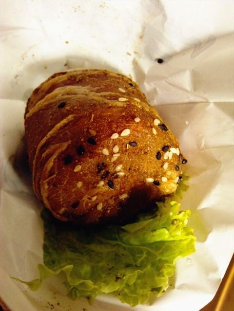 可爱的饭团子 - 肉卷饭团烧评价