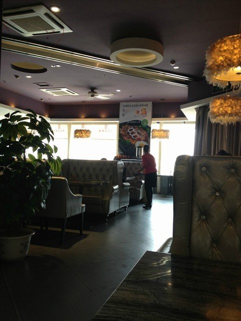中西式结合的茶餐厅图片