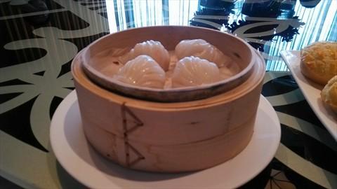 丽轩中餐厅 食评 丽轩中餐厅一场丰盛的点心盛宴菜品少而精  ps:中间