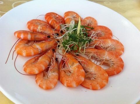 渔濠海鲜酒楼的海鲜大餐