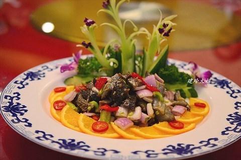 qq餐厅鲁菜材料_餐厅 北京 陆家嘴 老山东鲁菜馆 食评 老山东                这家老