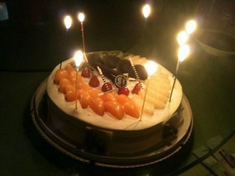 生日蛋糕 - 西直门/动物园的味多美)