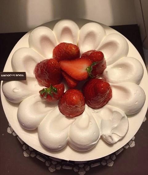 草莓鲜奶油蛋糕 - 西直门/动物园的多乐之日)